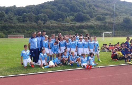 Lazio: #Rocca #Priora che #festa per il 50esimo anniversario del calcio locale: presente pure la Lazio (link: http://ift.tt/2dpOVbN )