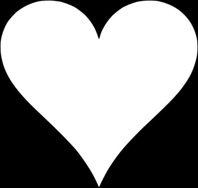 5 free heart shaped printable templates for your craft projects herzschablone herz und vorlagen. Black Bedroom Furniture Sets. Home Design Ideas