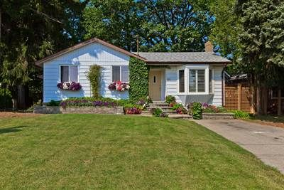 True Bungalow for Sale in Desirable College Park in Oakville!