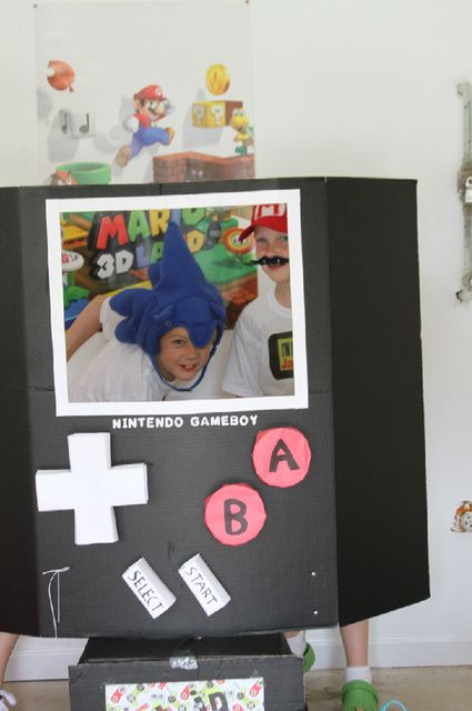 "Photo 6 of 24: video games / Birthday ""Game on!! video game Party"" 