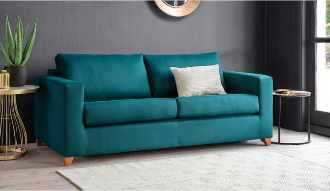 How To Decorate With A Teal Sofa Blog Darlings Of Chelsea Teal Sofa Teal Sofa Living Room Sofa Colors