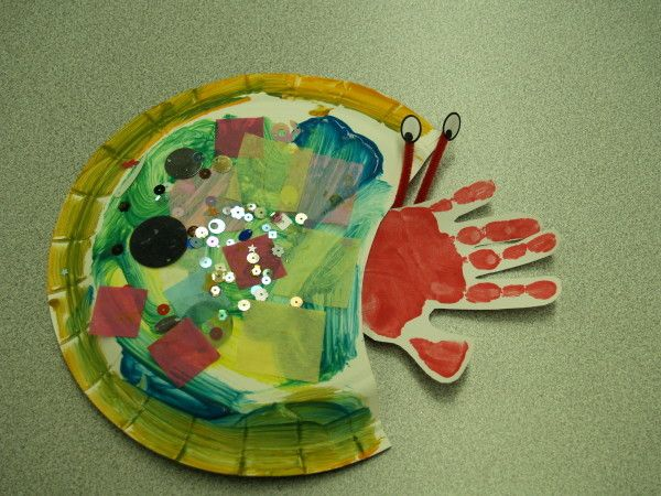 Under the Sea Theme - Hermit Crab Project great for Eric Carle's Home for Hermit Crab extension activity