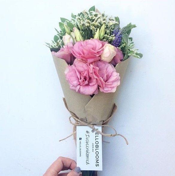 Happiness :) #posy #flowerbunch #pink #Melbourne #Victoria #Flowers #aussiemade #australia #melbourneflorist #flowerpower #aussie #instaaustralia #Australia #melbourneflowers #melbournegifts #victoriaflowers #melbournegirls