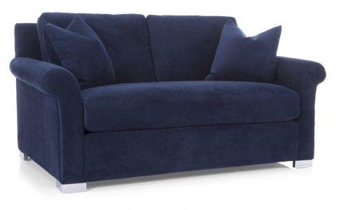 7646 Eastbrook Decor-rest S&C Collection |LOVE the rich blue