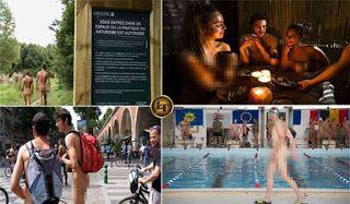 4 Fakta Tentang Taman Telanjang Paris Yang Bikin Kamu Kaget