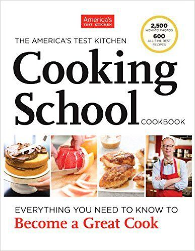 The America S Test Kitchen Cooking School Cookbook Pdf Download