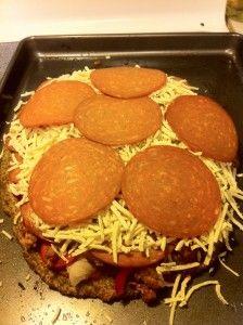 PaleoPizza: Almonds Flour, Almonds Flax, Flax Pizza, Pizza Crusts, Paleo Pizza, Greatest Pictures, Ovens Lights, Flour Pizza, Paleo Baking