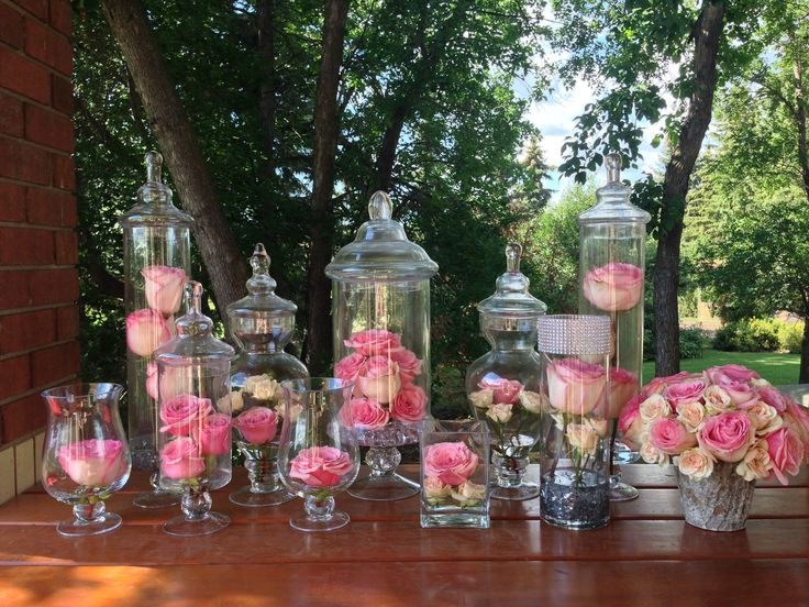 Apothecary flowers