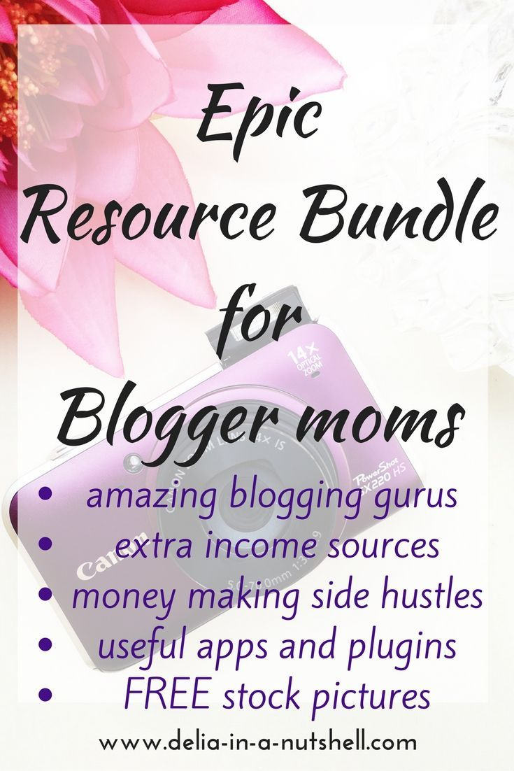Top 22 Resources Blogger moms need | Must use Resources for Blogger moms + Free stock pictures -Money making side hustles, blogger gurus, important apps and plugins, extra income sources, Free stock pictures