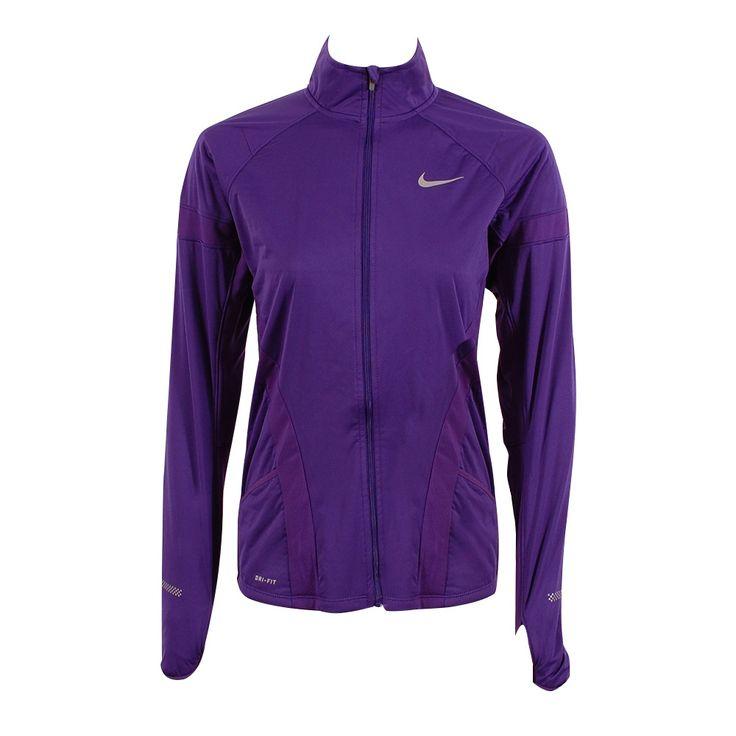 Tony Pryce Sports - Nike Element Shield Men's Full Zip Jacket Purple | Intersport