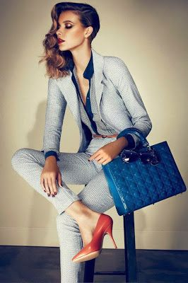 DIY Woman's Suit - FREE Sewing Pattern