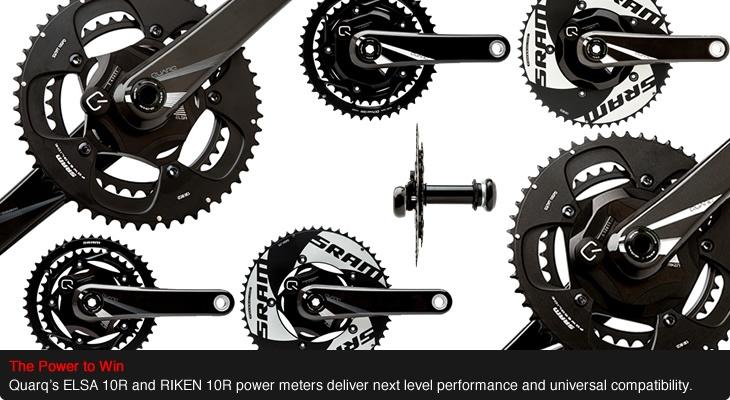 QUARQ powermeters...!