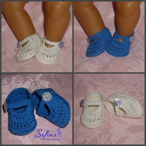 Master class shoes for dolls  Мастер  от Knitwithlovefordolls