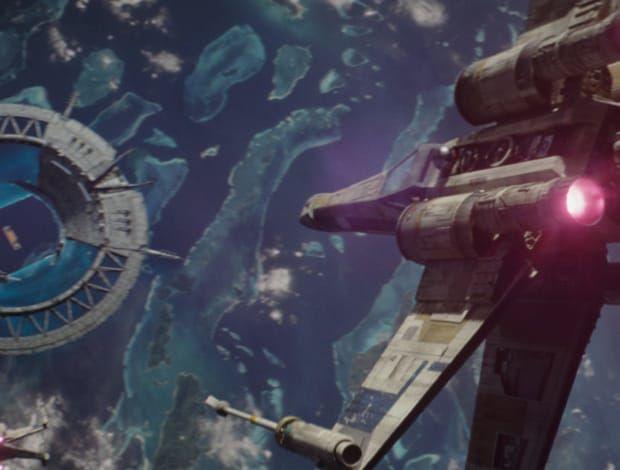 'Rogue One' used unused 'A New Hope' footage [Credit: Disney]