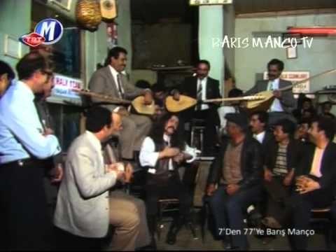 ERZURUM - 2 1988 Barış MANÇO İle Dere Tepe Türkiye