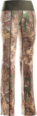 Under Armour® Women's EVO Scent-Control Pants : Cabela's - I want these soooo bad!!! These would be awesome for hunting in!