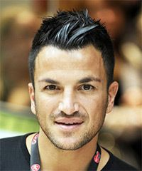 Peter Andre Hairstyle