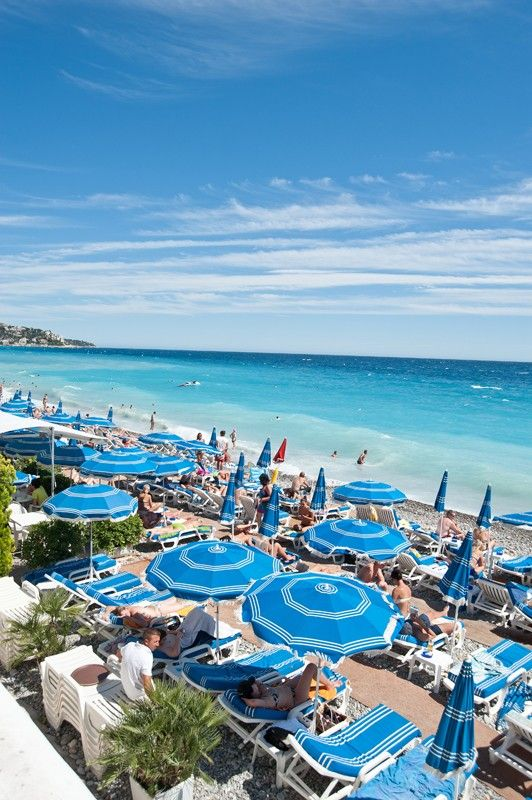 I want to go to Nice, France so bad! I mean what's the point of being a French minor and living in Iowa!