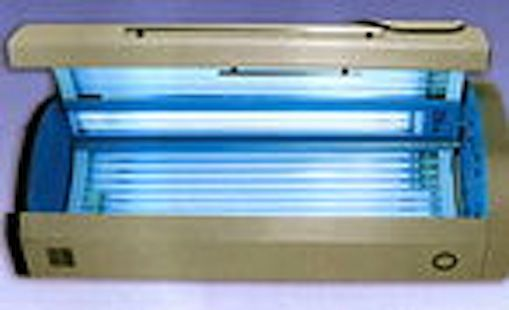 INFO SHEET - The problem with sunbeds - This article looks at how UV in sunbeds is 3–8 times stronger than the midday summer sun. Anyone who uses a sunbed increases their risk of skin cancer.
