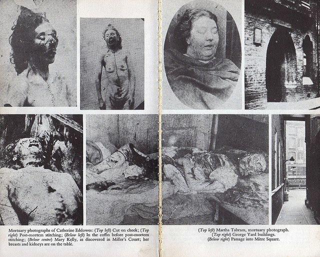 Jack the Ripper victims #London #Jack the Ripper #Murders