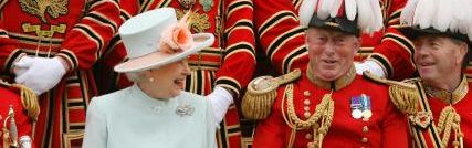 It's Queen Elizabeth II's 88th birthday.  Read about the official celebrations (click through).