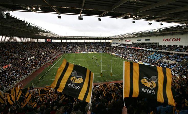Premiership: gli Wasps battezzano la Ricoh Arena, il bonus lo porta Masi - On Rugby