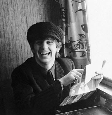 1964 - Ringo Starr.