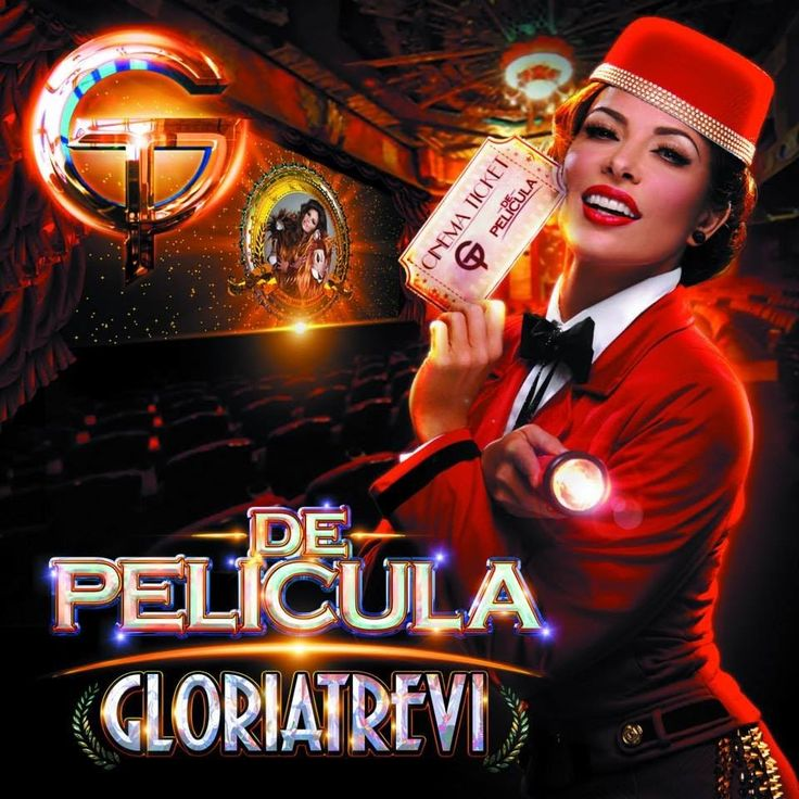 Gloria Trevi Lanza Su Nuevo Album De Pelicula