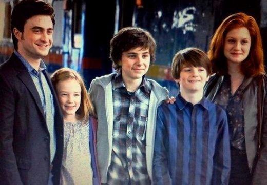 Perfume Elétrico: Harry Potter. A saga continua!!!!