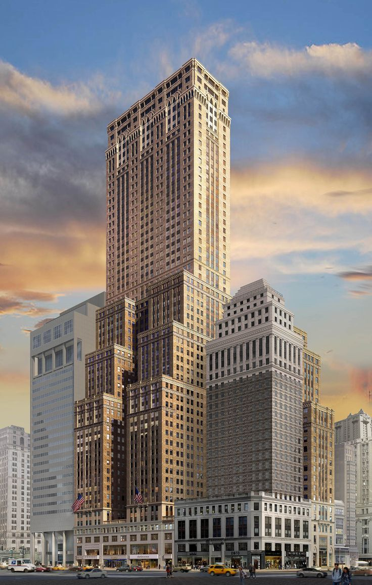 One grand central place new york new york rendering by - Grand tableau new york ...