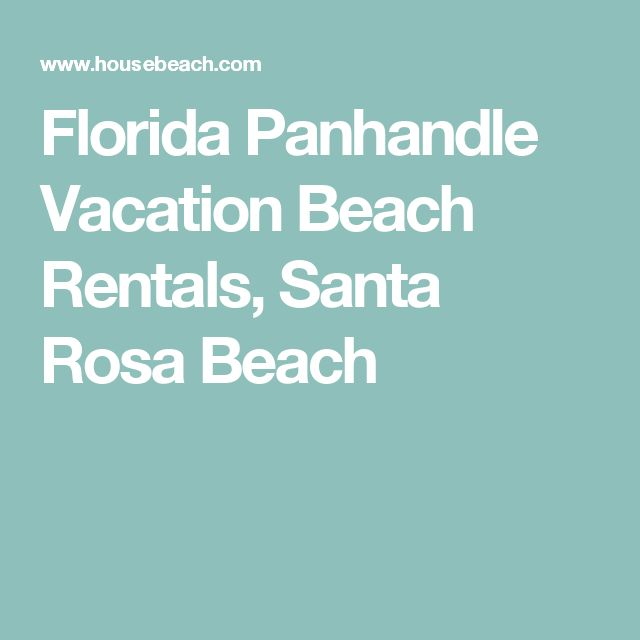 Pet Friendly Places To Stay In Panama City Beach Florida