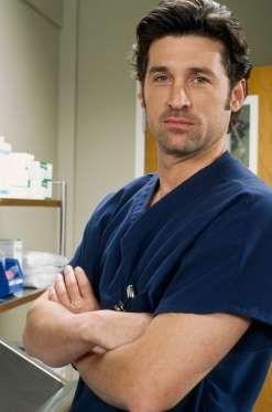 DEREK SHEPHERD (PATRICK DEMPSEY)Les fans de «Grey's Anatomy» ne s'en sont toujours pas remis. Le docteur Mamour interprété par Patri... - RODEO DRIVE PRESS / VISUAL Press