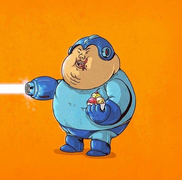 Fat-Pop-Culture-Alex-Solis-illustration-25