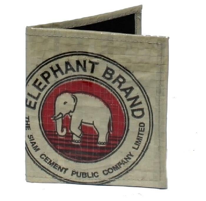 Elephant Brand Recycled Credit Card Folio   The Elephant Emporium