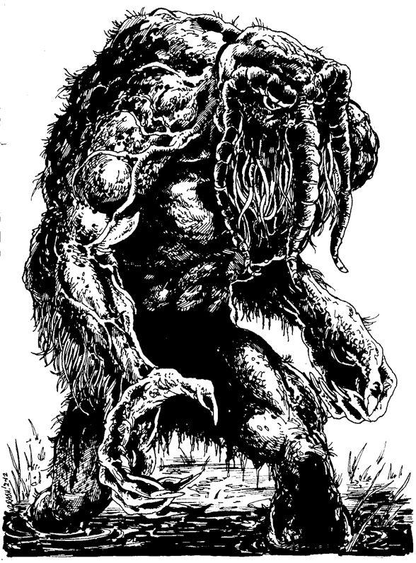 swamp monster coloring pages | 34 best Art-Symbolism-Klinger, Max (1857-1920) images on ...
