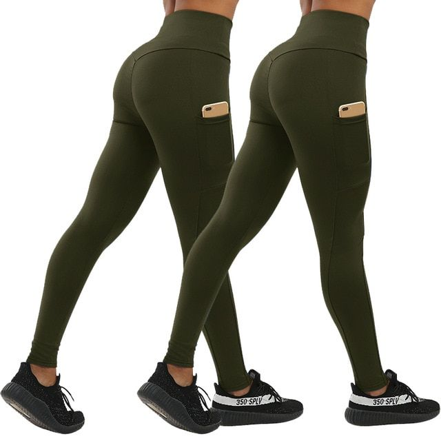 prevalent various design latest collection 2pcs high waist leggings with pockets | Summer Lovin ...