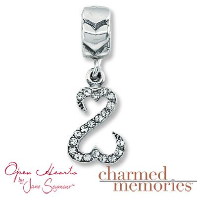 Charmed Memories Have Faith Charm Sterling Silver DPZdATgYJg
