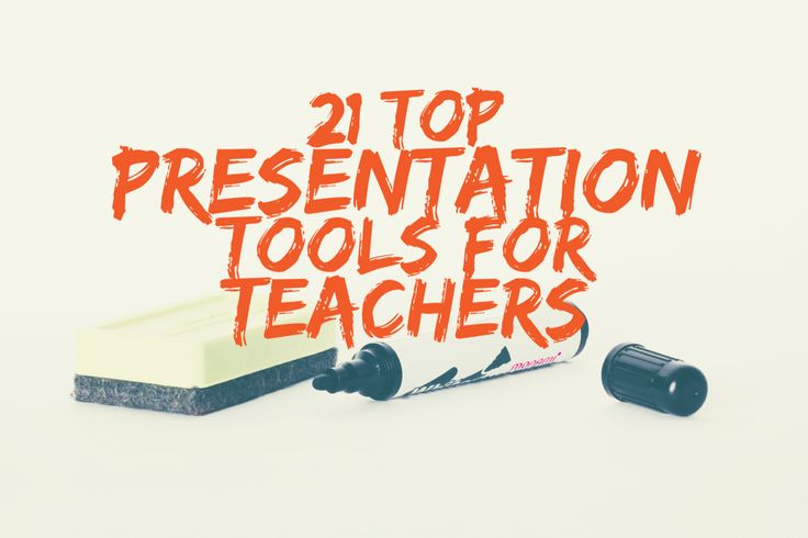 Looking for the best presentation software for your classroom? Check out our list of 21 top presentation tools for teachers.