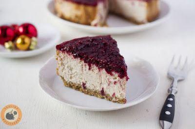 Praliné Paradicsom: Mandulás-meggyes cheesecake