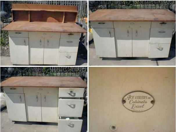 Best Vintage Metal Kitchen Cabinets For Sale Craigslist 400 x 300