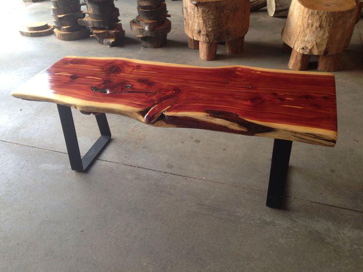 1000 Images About Log Coffee Tables And More On Pinterest