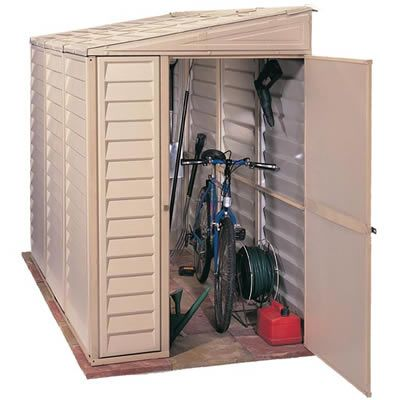 Elegant Bicycle Sheds Storage Outdoor