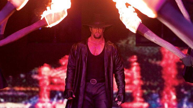 undertaker motorcycle | The Streak: #12 – The Undertaker vs. Kane – Wrestlemania XX