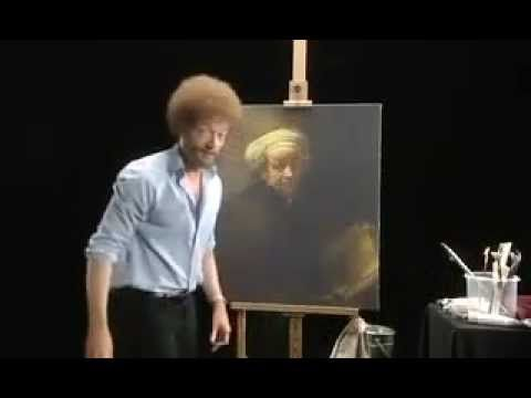 Another ball tingling Bob Ross Parody. Leave a comment, remember spell check is optional (nobody with a life gives two shits about spelling).