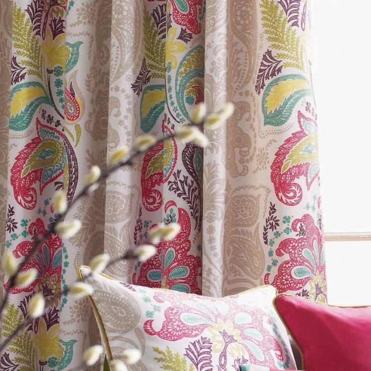 Vienna Fabric Collection (source Ashley Wilde) / Wallpaper Australia / The Ivory Tower