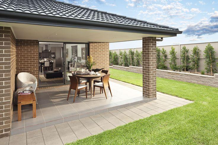 www.newlivinghomes.com.au  #alfresco #outdoor #design #inspiration #home