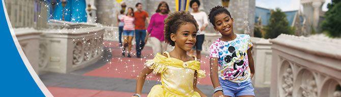 Year-Round Vacation Perks - Disney Visa Debit Card