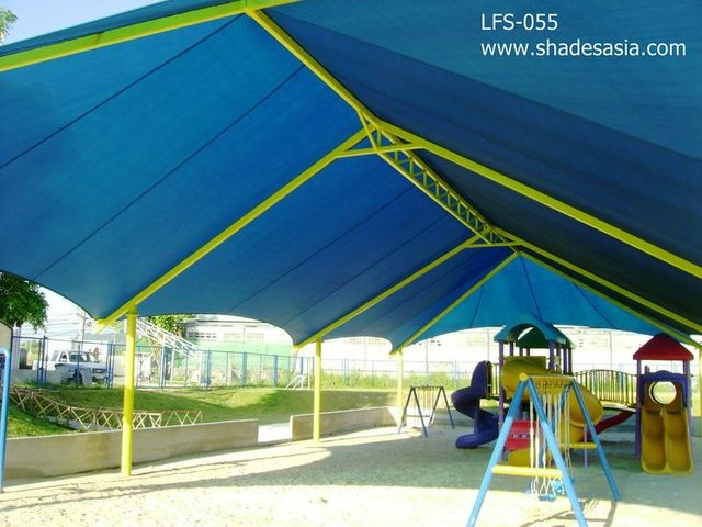 Need shade for a play area? www.shadesasia.com can help. We design, engineer and manufacture, shipping worldwide.