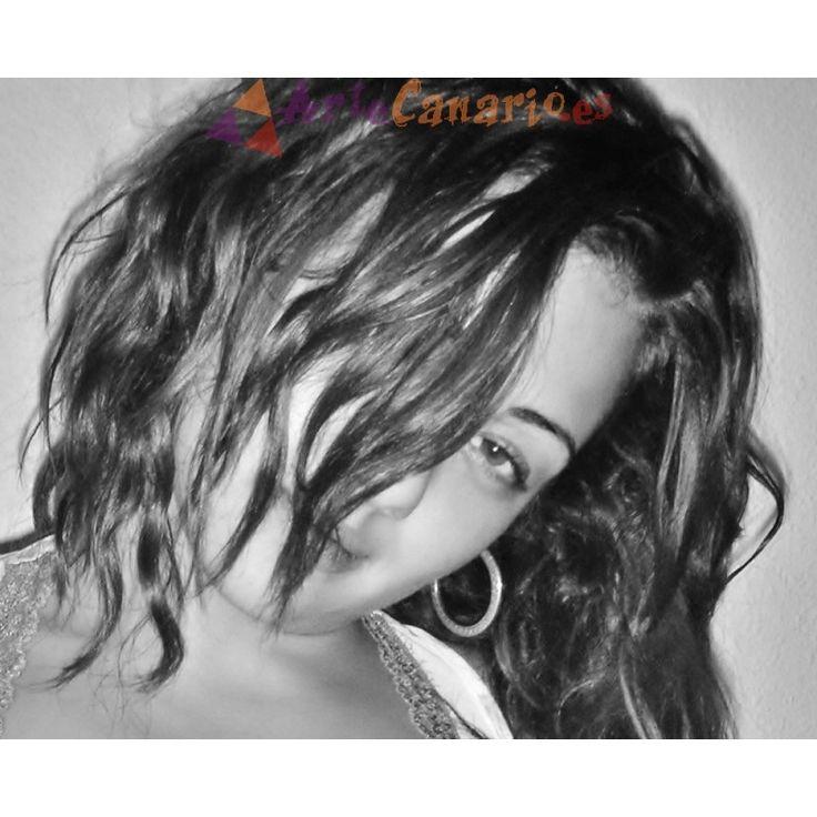 Belleza Robada - 10000  La Tienda de ArteCanario.es  Artista: Aarón Moreno Borges  #artecanario #comprar #arte #canarias