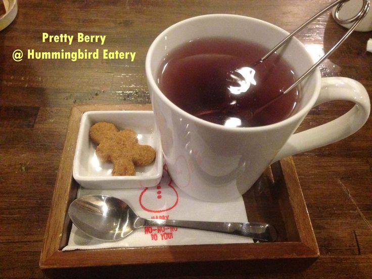 Resto : Hummingbird Nama : Berry Pretty, Harga : IDR 27.500,-